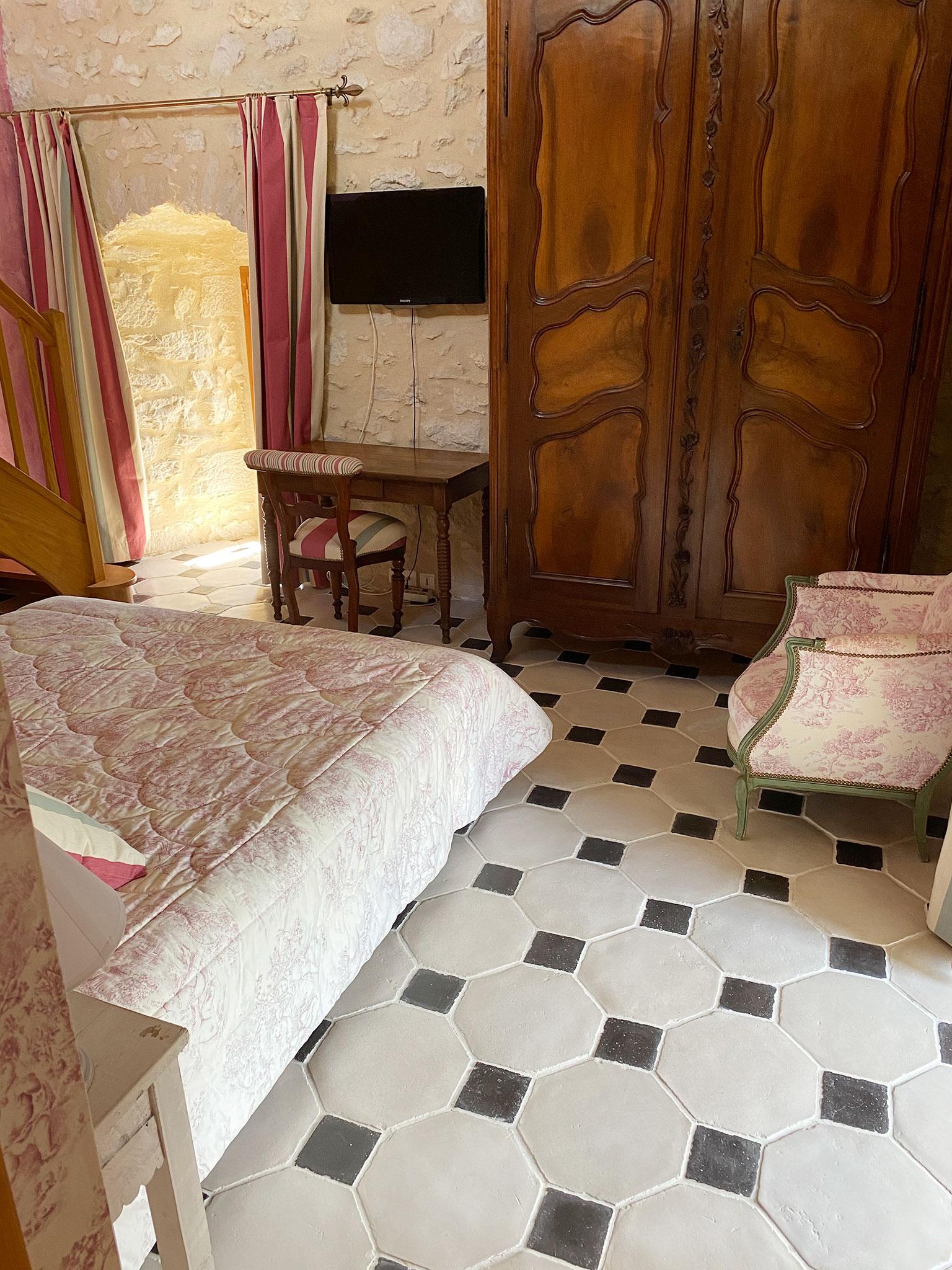 Domaine de Tizo - Chambre Jacques Dueze