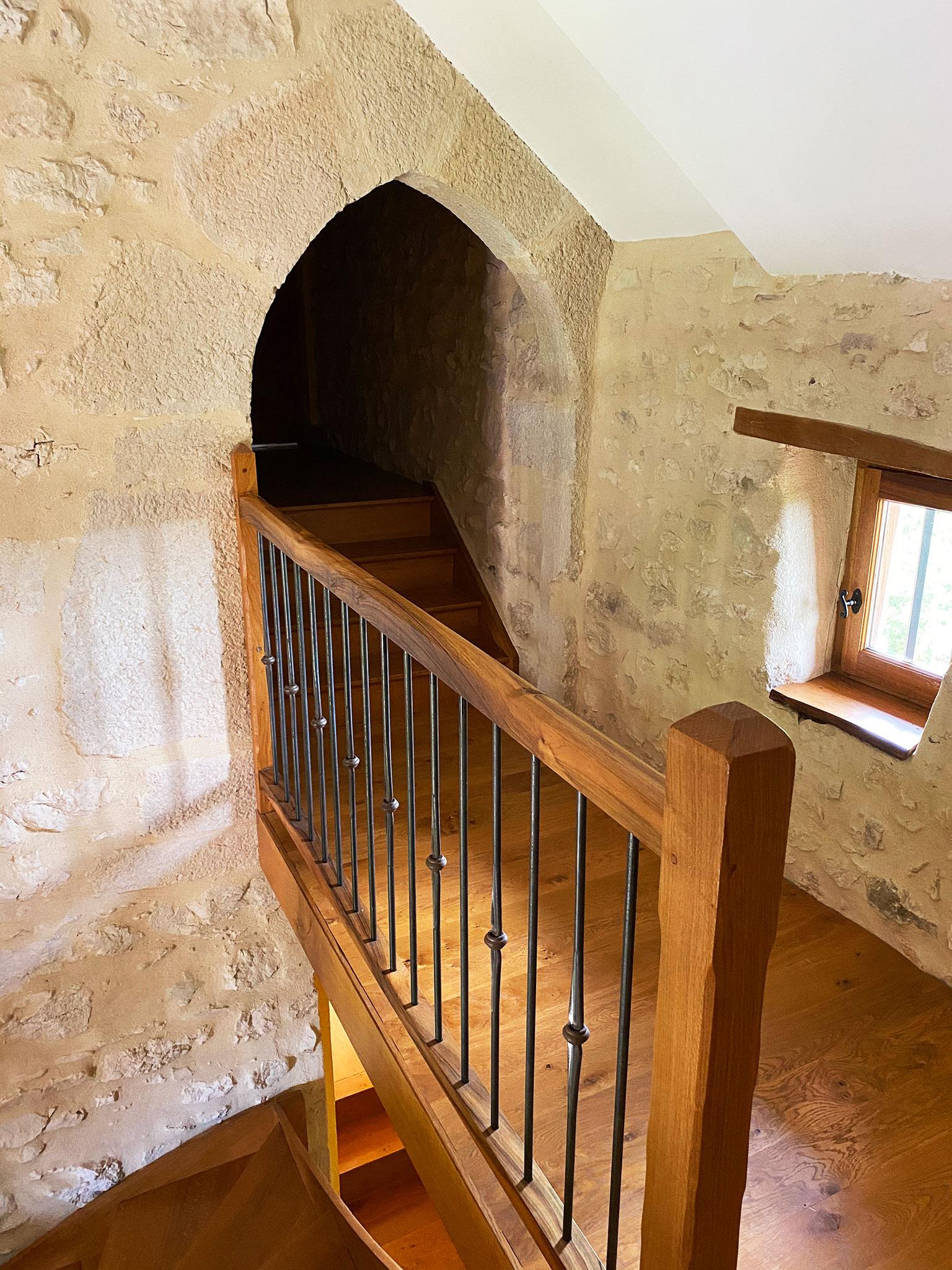 Vues de l'intérieur - Domaine de Tizo