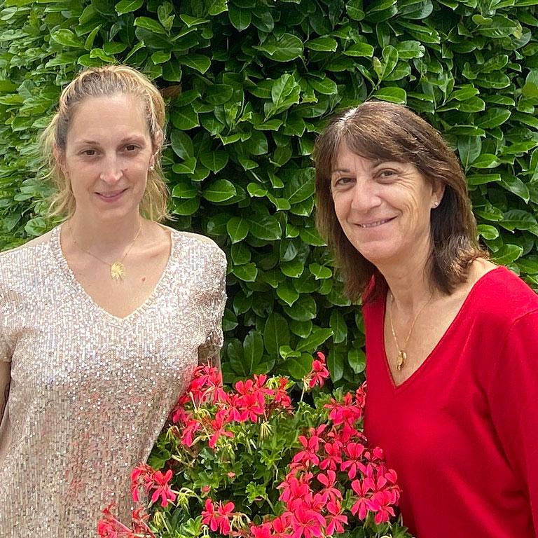 Emilie & Corine, vos hôtes